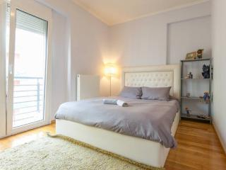 Sea View 2 bedroom modern flat - Thessaloniki vacation rentals