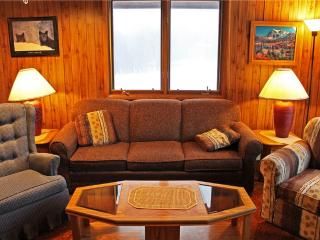 Located at Base of Powderhorn Mtn in the Western Upper Peninsula, A Pleasant Duplex on Semi Private Cul-de-Sac with Large Deck Facing Ski Hill - Ironwood vacation rentals