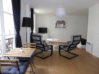 Deluxe Studio In The Center of Paris - Paris vacation rentals