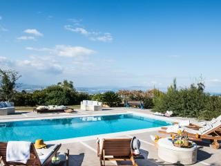 Luxury Villa Mariposa with panoramic sea view - Akrotiri vacation rentals