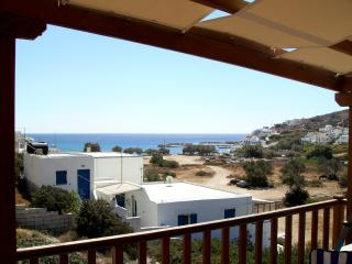 Family house w/terrace & sea views - Alopronia vacation rentals