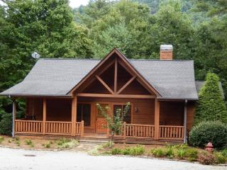 3 bedroom Cabin with Deck in Sapphire - Sapphire vacation rentals