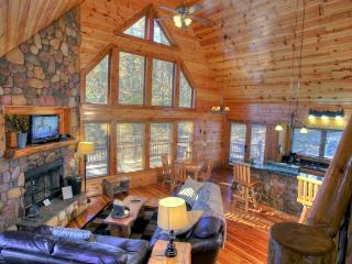Cozy 2 bedroom Cabin in Helen - Helen vacation rentals