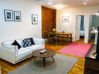 Comfortable & new 3BR in prime Chelsea/Flatiron - New York City vacation rentals