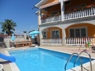 TH00676 Apartments Verbanac / Three bedroom A4 - Nedescina vacation rentals