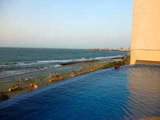 APARTAMENTO CON VISTA PANORAMICA AL MAR CARIBE!!!! - Cartagena vacation rentals