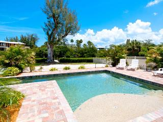 Sea Oats: 2BR Elderly-Friendly Pool Home on Canal - Anna Maria vacation rentals