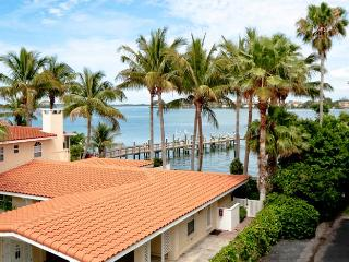Baywatch Bungalow: 2BR Condo w/ Pool and Dock - Bradenton Beach vacation rentals