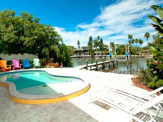 Starfish Dreams: 2BR Canal Home w/Dock & Pool - Anna Maria vacation rentals