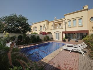 Spacious Villa with Internet Access and A/C - Emirate of Dubai vacation rentals