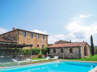 Charming House with Private Outdoor Pool and Satellite Or Cable TV - San Leolino vacation rentals