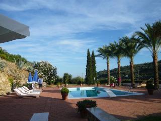 Ruhig gelegene Villa mit exclusivem Ambiente - Diano Castello vacation rentals