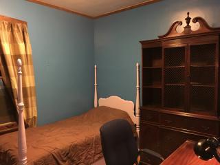 Humphrey Homestay - Blue Bedroom - Oak Park vacation rentals
