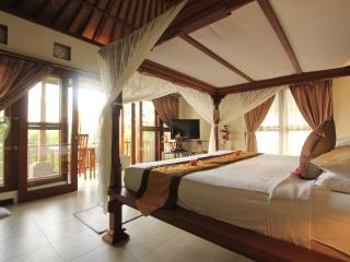 Studio with Private Pool surrounded by rice fields - Ubud vacation rentals