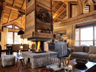 The Ecurie - Charming Mountain Home - Saint-Martin-de-Belleville vacation rentals
