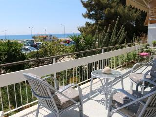 Beautiful 2 bedroom Glyfada Apartment with Internet Access - Glyfada vacation rentals