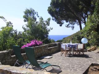 Cosy Seaview Apartment in Sant'Andrea, Elba - Patresi vacation rentals