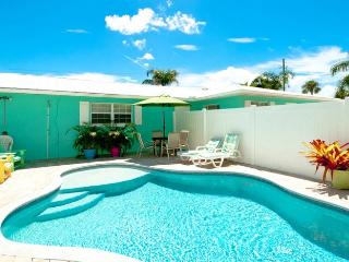 Escape to Serenity B: 2BR Pet-Friendly Pool Home - Holmes Beach vacation rentals