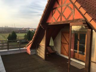 Romantic 1 bedroom Gite in Kuttolsheim with Internet Access - Kuttolsheim vacation rentals