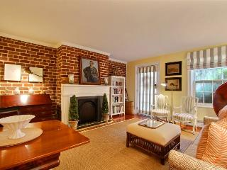 Beautiful Courtyard! Classy, Cozy Garden Level Property! - Savannah vacation rentals