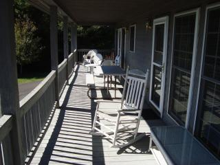 The Place on the Blue Ridge Parkway in NC - Laurel Springs vacation rentals