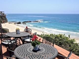Laguna Beach Oceanfront Cottage - Laguna Beach vacation rentals