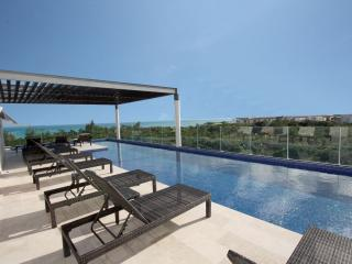 Stunning Coco Beach Luxury Condo - Terraza 105 - Playa del Carmen vacation rentals