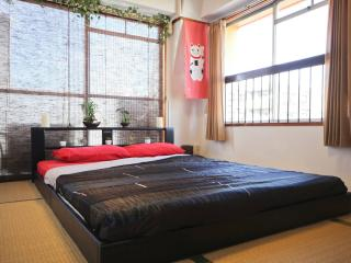 Central Tokyo Japanese 2 beds room Wifi - Taito vacation rentals