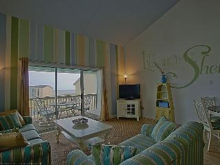 Surf Condo 332 - Magnificent Ocean View, Coastal Decor, Pool, Beach Access, Onsite Laundry - Surf City vacation rentals