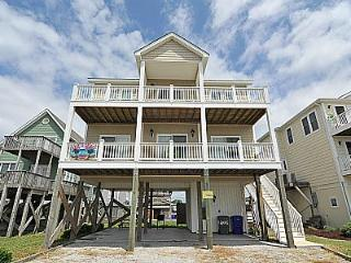 Rest A Shored - Splendid Ocean View, Stylish & Modern Design, Peaceful Area - North Topsail Beach vacation rentals