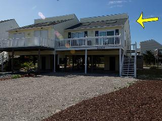 Sounds Of The Sea, North Topsail Beach, NC, ~~ SAVE UP TO $180!!~~ - North Topsail Beach vacation rentals