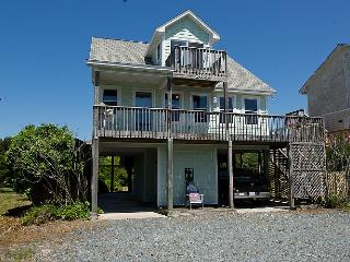 Seaside Serenity - Wonderful View, Colorful Interior, Beachy Accents - Topsail Beach vacation rentals