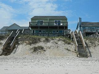 Carolina Joy - Spectacular Oceanfront View, Direct Beach Access, Near Shopping - Surf City vacation rentals