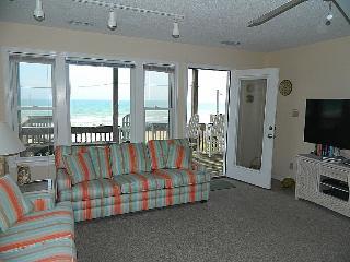 Carolina Joy North - Spectacular Oceanfront View, Beach Access, Near Shopping - Surf City vacation rentals