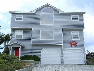 Crabby Shack - Remarkable Ocean View, Direct Beach Access - Topsail Beach vacation rentals