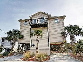 Going Coastal - Alluring Oceanfront View, Pet Friendly, Direct Beach Access - Surf City vacation rentals