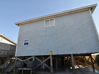 Second Place - Incredible Oceanfront View, Wonderful Location, Classic Cottage - Topsail Beach vacation rentals