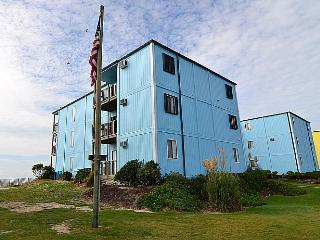 Topsail Reef 255 - SAVE $70! Affordable Oceanfront Condo -You won't find a condo closer to the ocean! - North Topsail Beach vacation rentals