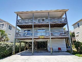Happy Place -  Cheerful Interior, Pet Friendly, Elevator - Surf City vacation rentals