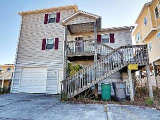 Doyle's Solitude - Astounding Ocean View, Lovely Character, Direct Beach Access - Surf City vacation rentals