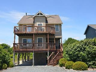 Southern Wynds - Beautiful Ocean View, Cozy Home, Community Pool, Pet Friendly - North Topsail Beach vacation rentals