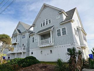 Sea For Yourself - Fabulous Ocean View, Cheerful Decor, Hot Tub, Community Pool - North Topsail Beach vacation rentals