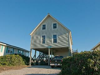 Perfect Prescription - Outstanding Oceanfront View, Traditional Beach Aesthetic - Surf City vacation rentals