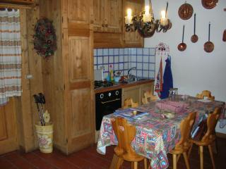 Chalet romantico nel cuore delle Dolomiti - Falcade vacation rentals