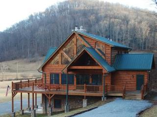 My River Time-Upscale Riverfront Cabin near Boone - Todd vacation rentals