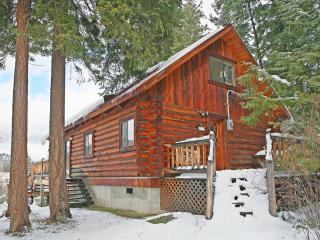 Cozy Cabin with Deck and Television - Plain vacation rentals