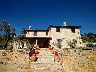 Villa with private pool at walking near village - Montecchio vacation rentals