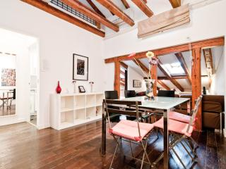GLORIETA DE BILBAO (ATICO) - Madrid vacation rentals