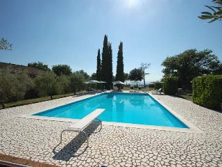 Casamerina: detached villa wit private pool and trampoline. 7 bedrooms. - Moricone vacation rentals