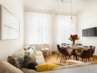 Three-Bedroom Symphony Apartment - Prague vacation rentals